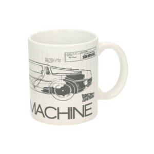 Back To The Future - Time Machine Mug