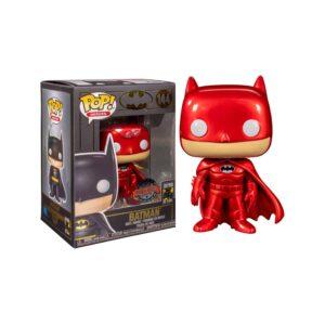 Batman - Red Metallic Batman Funko Pop! (Exclusive)