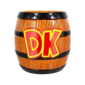 Donkey Kong - DK Barrel Cookie Jar