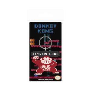 Donkey Kong - It's on like Keyring