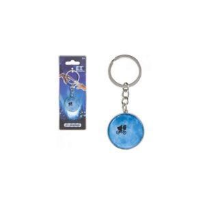 E.T. - Metal Keyring