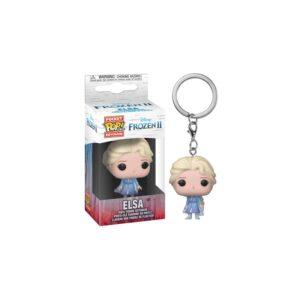 Frozen 2 - Elsa Pocket Pop! Keychain