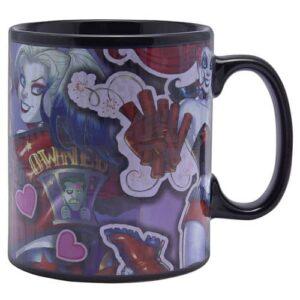 Harley Quinn Heat Change Mug XL