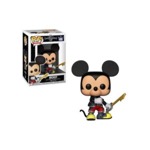 Kingdom Hearts III - Mickey with Keyblade Funko Pop