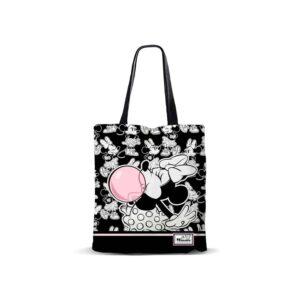 Disney - Minnie Mouse Bubblegum Shopping Bag