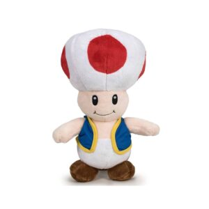 Super Mario - Toad Plush Toy (Small)
