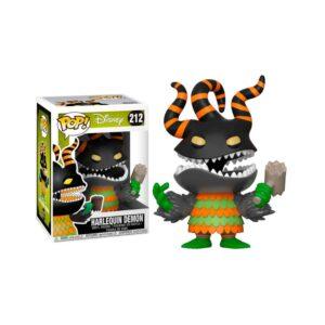 The Nightmare Before Christmas - Harlequin Demon Funko Pop!