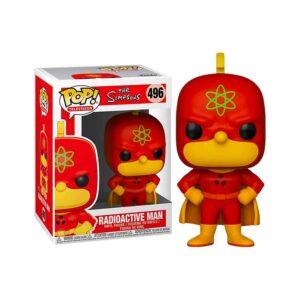 The Simpsons - Radioactive Man Funko Pop!