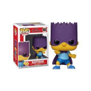 The Simpsons - Bartman Funko Pop!