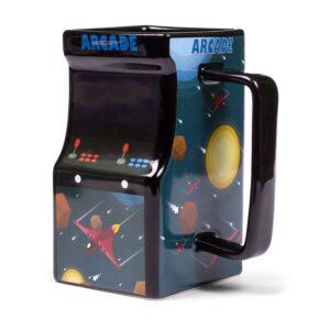 Arcade Heat Changing Mug