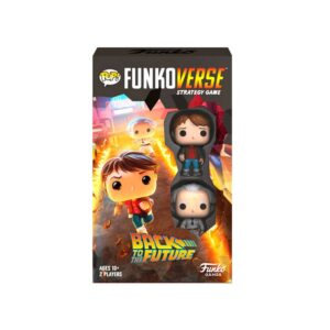 Back to the Future - Funkoverse Board Game