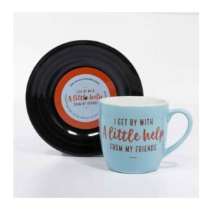 Beatles - L&M Friends Mug and Saucer Set