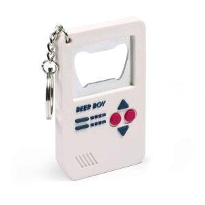Beer Boy Bottle Opener Keychain