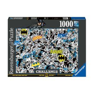 DC Comics Challenge Jigsaw Puzzle - Batman (1000 pcs)