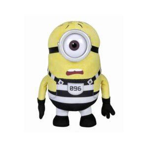 Despicable Me 3 - Minions Carl Jailbreak Plush Toy