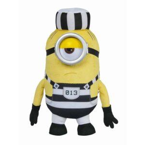 Despicable Me 3 - Minions Mel Jailbreak Plush Toy