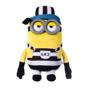 Despicable Me 3 - Minions Tim Jailbreak Plush Toy