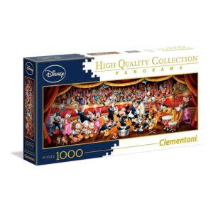 Disney - Orchestra Panorama Puzzle 1000pcs