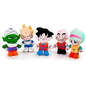 Dragon Ball Z - Krilin Plush Toy