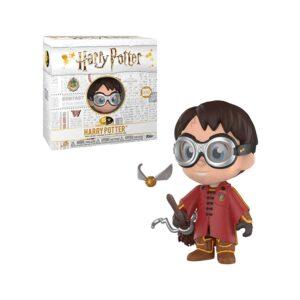 Harry Potter - Harry Potter Quidditch 5 Stars Funko Figure