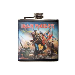 Iron Maiden - The Trooper Flask