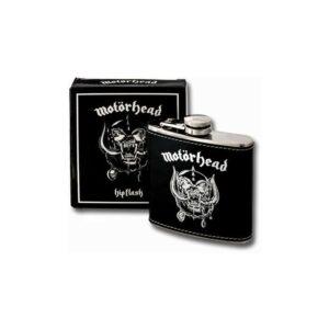 Motörhead - Logo Flask