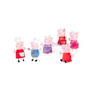Peppa Pig Shine & Cakes Random Plush Toy