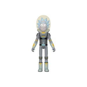Rick & Morty - Space Suit Rick Funko Action Figure