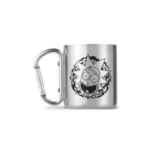 Rick & Morty - Rick Portal Carabiner Mug