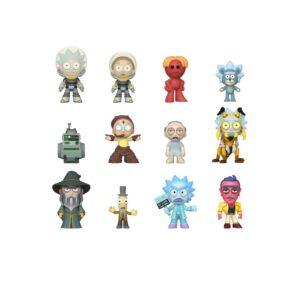 Rick & Morty - Mystery Funko Mini Figure