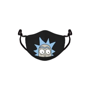Rick & Morty - Face Mask Rick