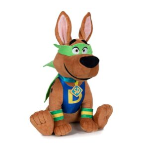 Scooby-Doo - Scoob Young Super Dog Plush Toy