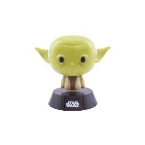 Star Wars - Yoda Icon Light
