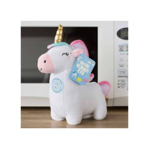 Unicorn Microwave Plush