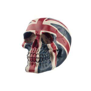 Union Flag Skull