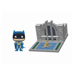 DC - Batman 80th Batman & Hall of Justice Funko Pop!