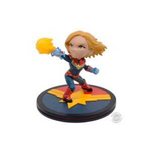 Marvel - Captain Marvel Q-Fig Figure