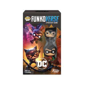 Funkoverse - DC Comics 101 Robin & Catwoman