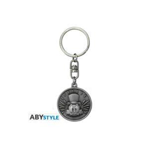 Ducktales - No 1 Dime Keychain