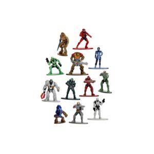 Halo Nano Metalfigs Diecast Mini Figures Mystery Pick