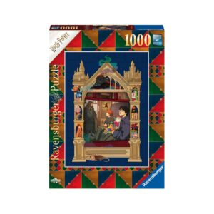 Harry Potter - On the Way to Hogwarts Puzzle 1000pcs