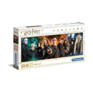 Harry Potter - Characters Panorama Puzzle 1000pcs