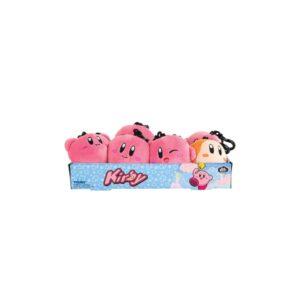 Kirby - Mocchi-Mocchi Clip On Plush Hanger Mystery Pick