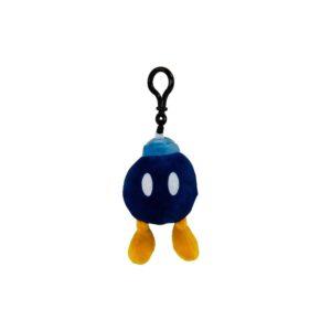 Mario Kart - Bob-omb Mochi-Mochi Clip On Plush Hanger