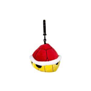 Mario Kart - Red Shell Mochi-Mochi Clip On Plush Hanger