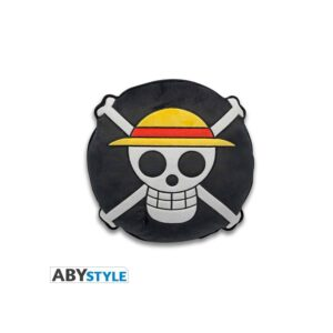One Piece - Straw Hats Jolly Roger Cushion