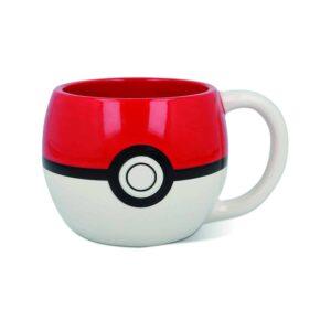 Pokemon - Pokeball 3D Mug