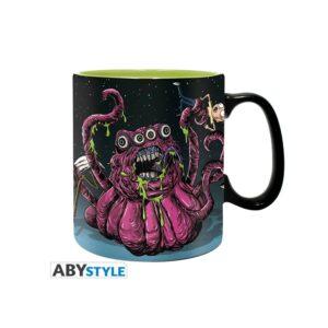 Rick & Morty - Monsters Mug