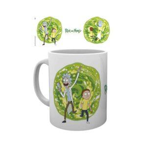 Rick & Morty - Portal Mug