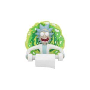 Rick & Morty - Toilet Roll Holder Rick